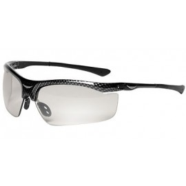 3M™ Smart Lens™ Protective Eyewear 13407-00000-5 Photochromatic Lens, Black Frame 5 EA/Case