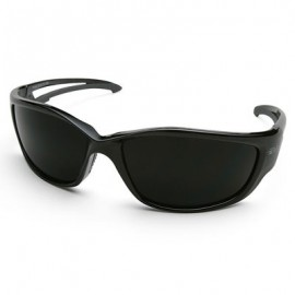 Edge Kazbek X-Large Safety Glasses - Smoke Lens