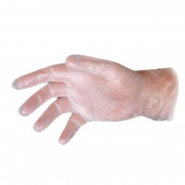 Vinyl Exam Gloves, Powdered-Sm. 100/Bx