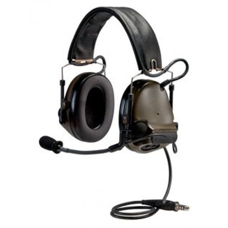 3M Peltor ComTac Single Downlead Split Audio Headset MT17H682FB-49 GN
