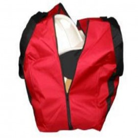 Basic Medical Step-In  Firefighter Gear Bag Red