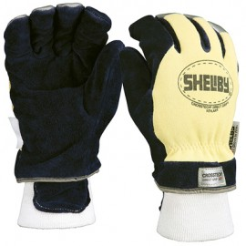 Shelby Crosstech Direct Grip Wristlet Fire Gloves