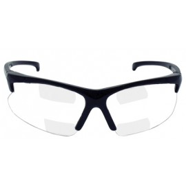 Jackson Safety Dual Segment Bifocal Safety Glasses 6/Box