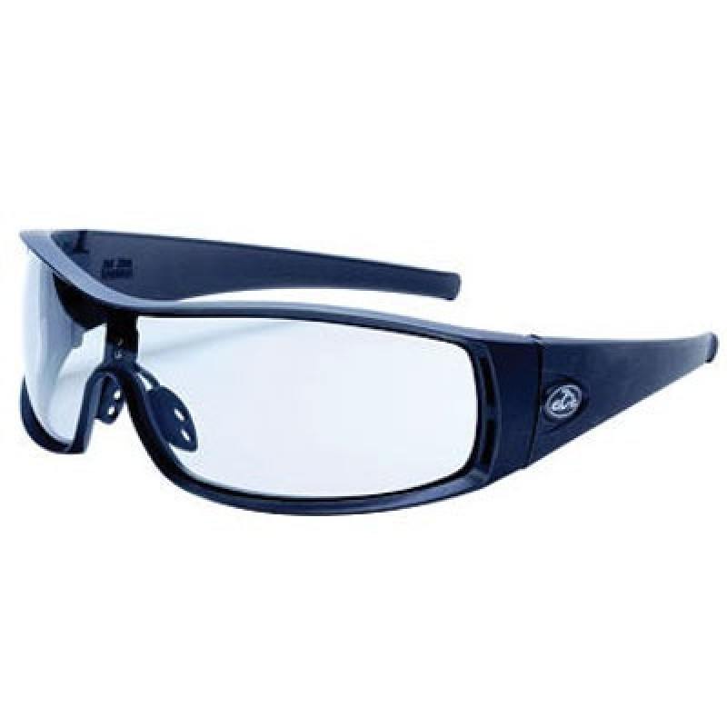 OCC1100 Safety Glasses with Indoor/Outdoor Gray Anti-Fog Lens