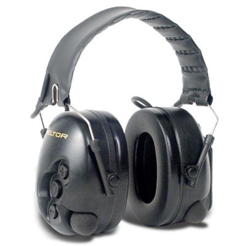3M PELTOR TacticalPro MT15H7F SV Electronic Headset - Black