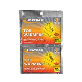 Occunomix 1106-10TW Heat Pax™ Toe Warmers 5-Pack (10 Pair)