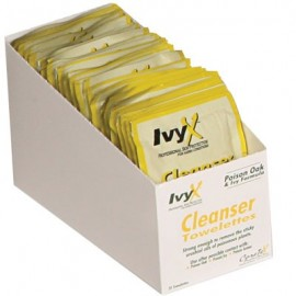 CoreTex Ivy X Poison Oak Cleansing Towelettes (8 Box/Case)