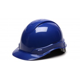 Pyramex HP46160 Ridgeline Hard Hat  Blue Color - 16 / CS