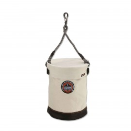 Ergodyne 14540 Arsenal 5740T Leather Bottom Bucket-Swivel with Top