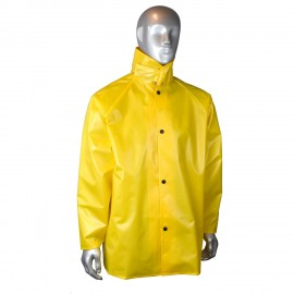 Radians AquaRad 25 Rain Jacket Yellow Color (1 Each)