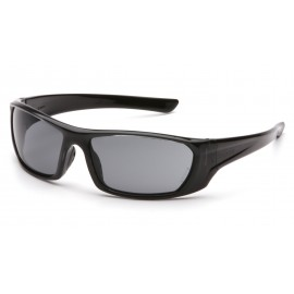 Pyramex  Outlander  Black Frame/Gray Lens  Safety Glasses  12/BX
