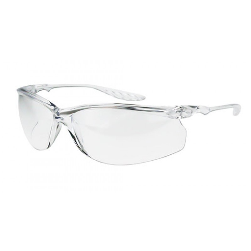Radians Crossfire 24Seven Safety Glasses One Size Indoor/Outdoor Lens- 12 / Box