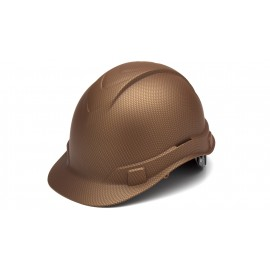 Pyramex HP44118 Ridgeline Hard Hat  Copper Color - 16 / CS