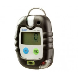 Dräger 8318979 Pac® 7000 Safety Ammonia PAC 7000 Single Gas Detector