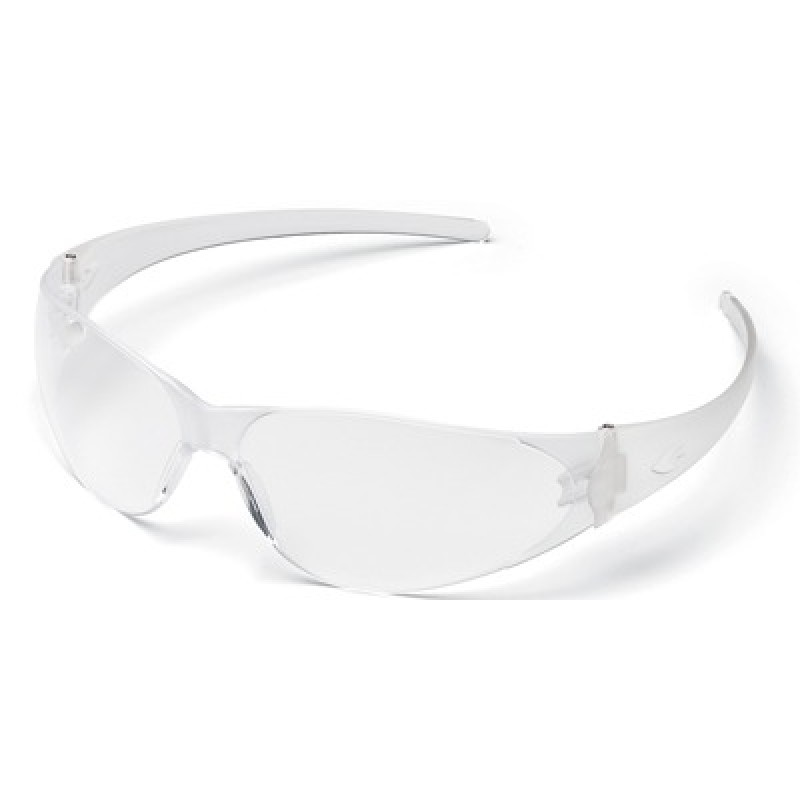 MCR Checkmate Safety Glasses Clear Lens 1/DZ