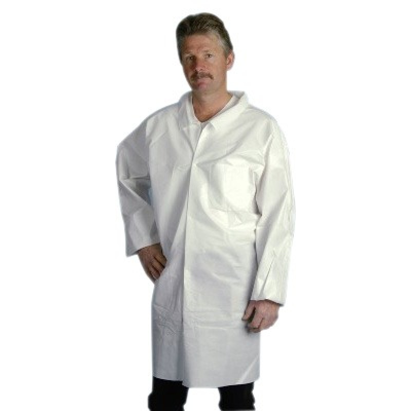 Malt Industries 1830 PE-Coated Lab Coat
