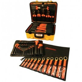 MRO Super Insulated Tool Kit with Deluxe Case