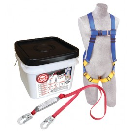 3M™ PROTECTA® Compliance in a Can™ Light Roofer's Fall Protection Kit 2199805, 12 EA/Case