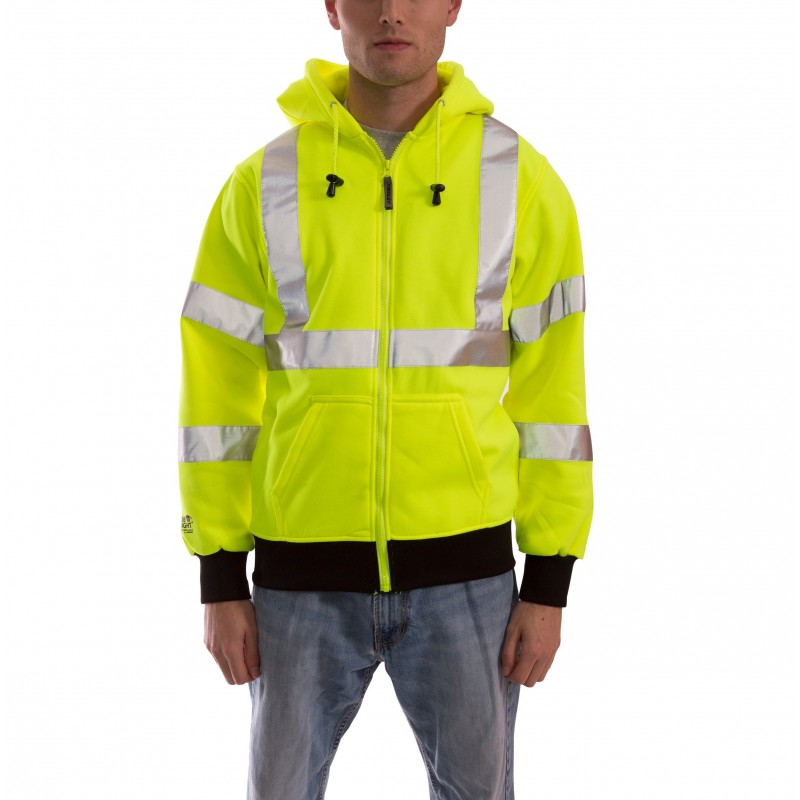Tingley S78122 Job Sight™ Zip-Up Hoodie