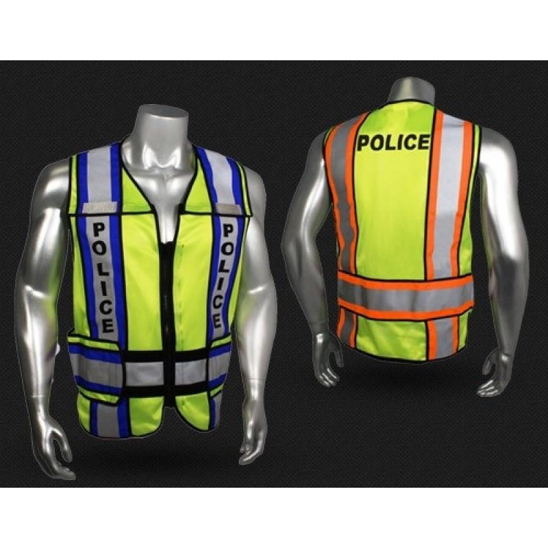 Radians LHV-207-4C-POL Police Safety Vest