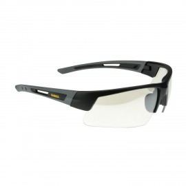 Dewalt Crosscut Polycarbonate Safety Glasses Black Color Indoor Outdoor Lens - 12  / Box
