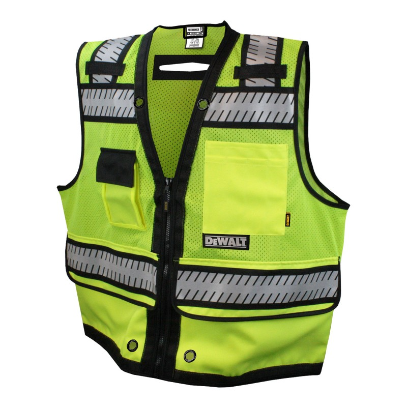 High Visibility Safety Vests, Enviro Safety Products