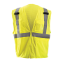 Occunomix Mesh Tablet Vest Yellow LUX-GCZTAB Class 2