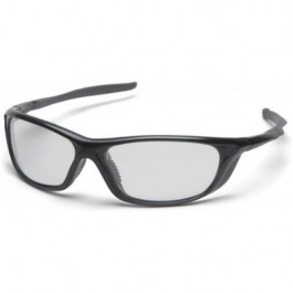 Pyramex Azera Safety Glasses - Clear Lens with Smoke Frame 12/Box