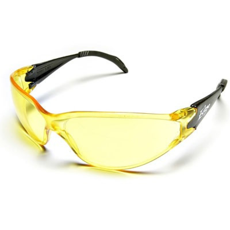 Edge Kirova Safety Glass - Yellow Lens