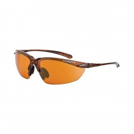Radians Sniper HD copper Brown Frame Safety Glasses 12 PR/Box