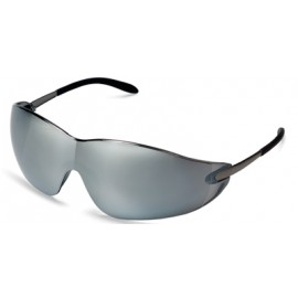 MCR Blackjack Safety Glasses 1236 Mirror Lens 1/DZ
