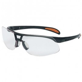 Uvex Protege Safety Glasses - Anti Fog Clear Lens (10/Box)