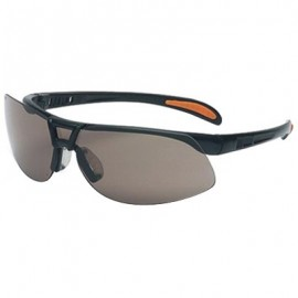 Uvex Protege Safety Glasses - Anti Fog Gray Lens
