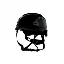 3M™ SecureFit™ Safety Helmet, X5012V-ANSI,  Black, vented (Case of 10)