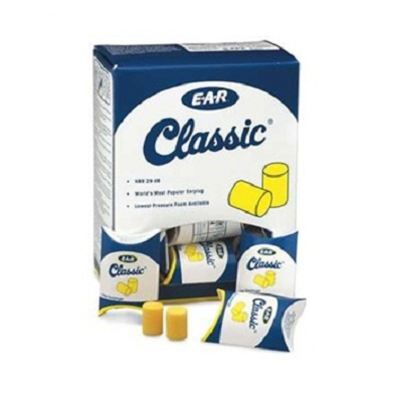 3M™ E-A-R™ Classic™ Uncorded Earplugs 310-1060 (30 Pairs)