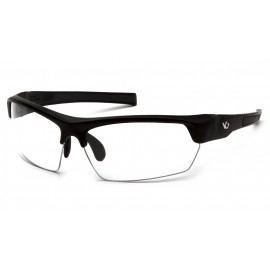 Venture Gear  Tensaw  Black Frame/Clear AntiFog Lens  Safety Glasses  1 / EA