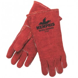 MCR 4320 Select Shoulder Russet Leather Welding Gloves