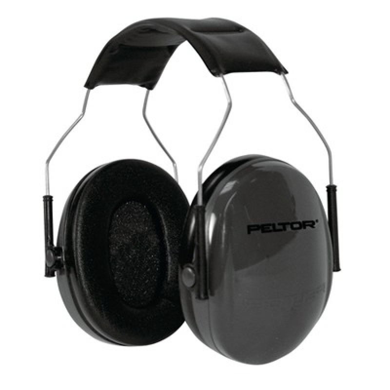 Peltor Junior Earmuff Black
