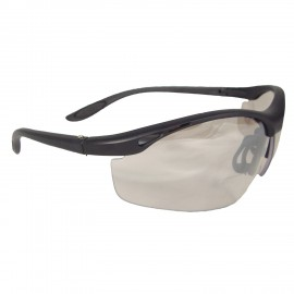 Radians Cheaters - I/O 1.5 bi-focal Safety Glasses Half Frame Style Black Color - 12 Pairs / Box