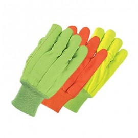 Corduroy Double Palm Gloves