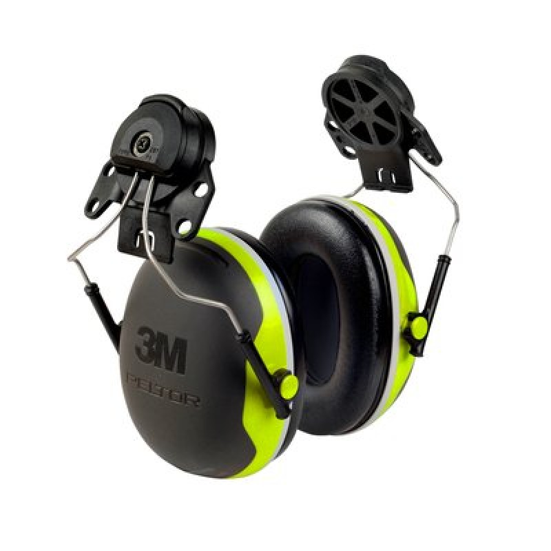 3M Peltor Earmuff X4P3E Hard Hat Attachment