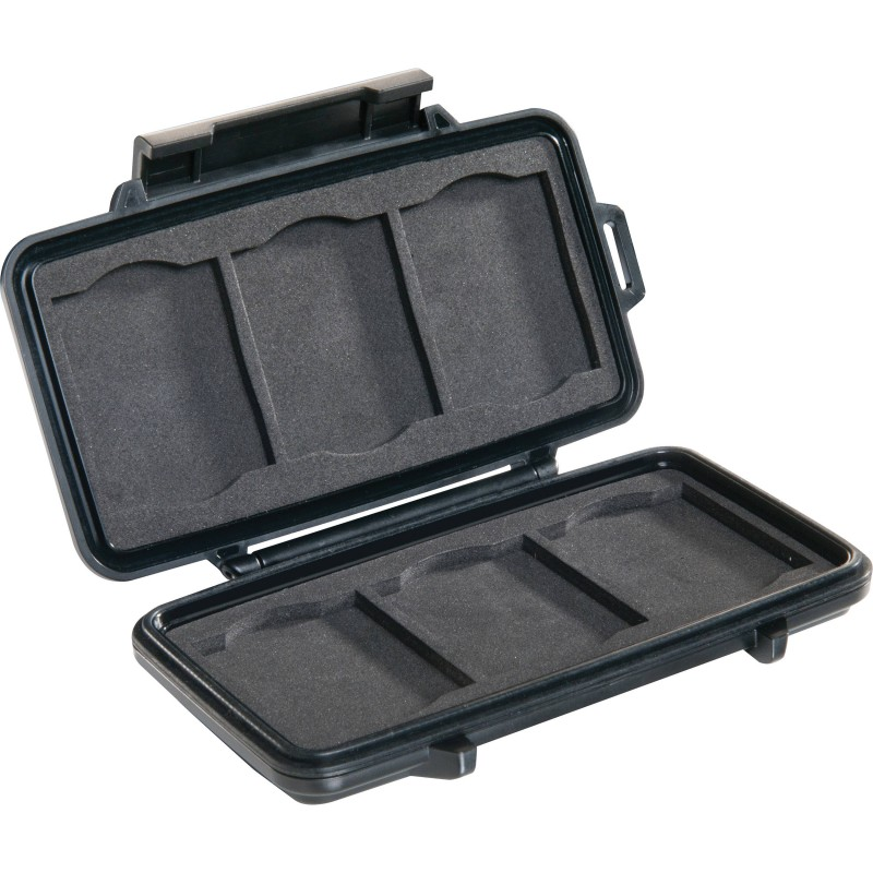 Pelican 0945 Memory Card Case - Memory Card Case - Enviro Safety Products, envirosafetyproducts.com