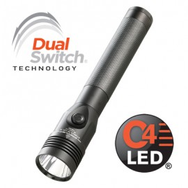 Streamlight Stinger DS LED HL w AC & DC Chargers 1 PiggyBack