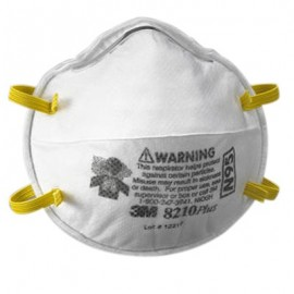 3M™ Particulate Respirator 8210PlusPro, N95 (Box of 10)