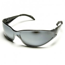 Edge Kirova Safety Glass - Silver Mirror Lens