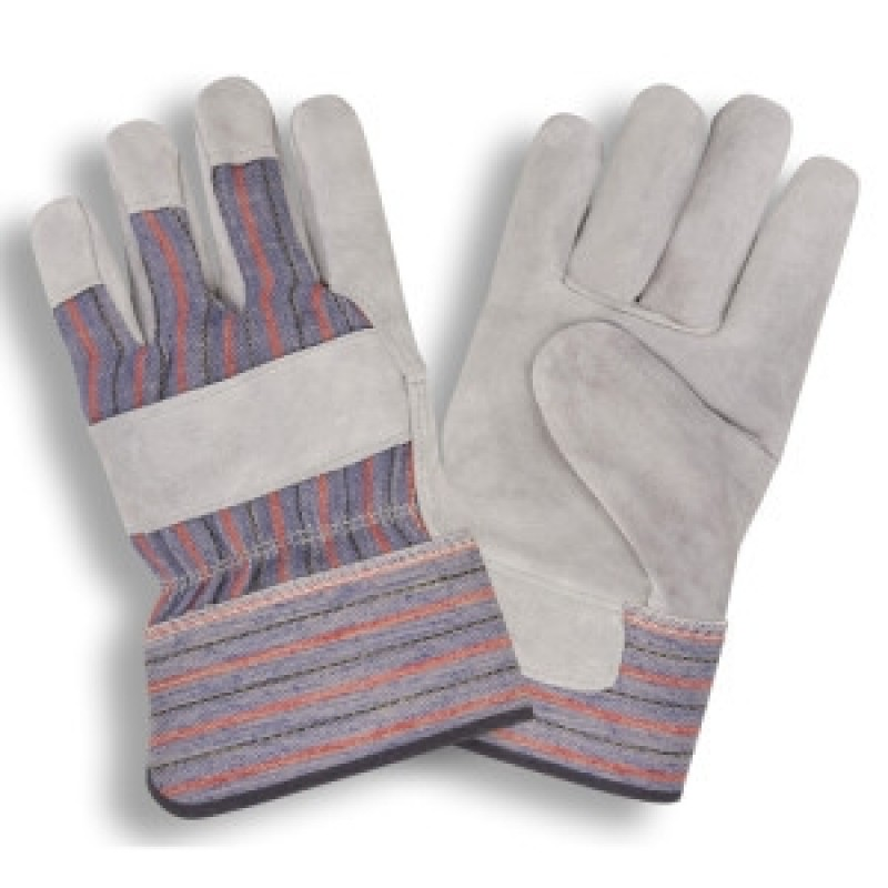 Cordova 7200R Shoulder Split, Rubberized Cuff Work Gloves (12 PR)