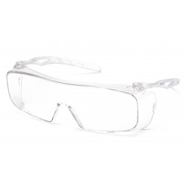 Pyramex Safety Glasses Cappture S9910ST Clear H2X Anti-Fog (12 Pairs)