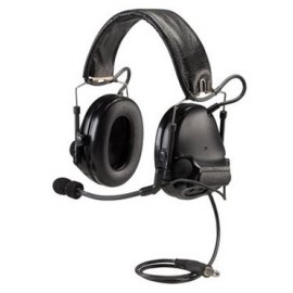 Peltor Swat-Tac III Single Comm Headset MT17H682FB-47 SV
