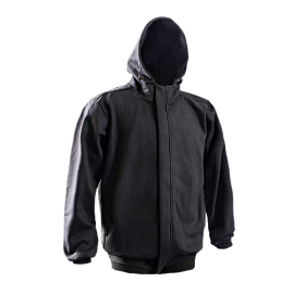 OccuNomix LUX-SWTZFR Flame Resistant NON ANSI Extended Hoodie