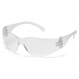 Pyramex  Mini Intruder  Clear Frame/ClearHardcoated Lens  Safety Glasses  12/BX